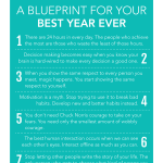 A blueprint for your best year ever