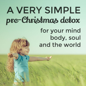 Pre-Christmas-Detox