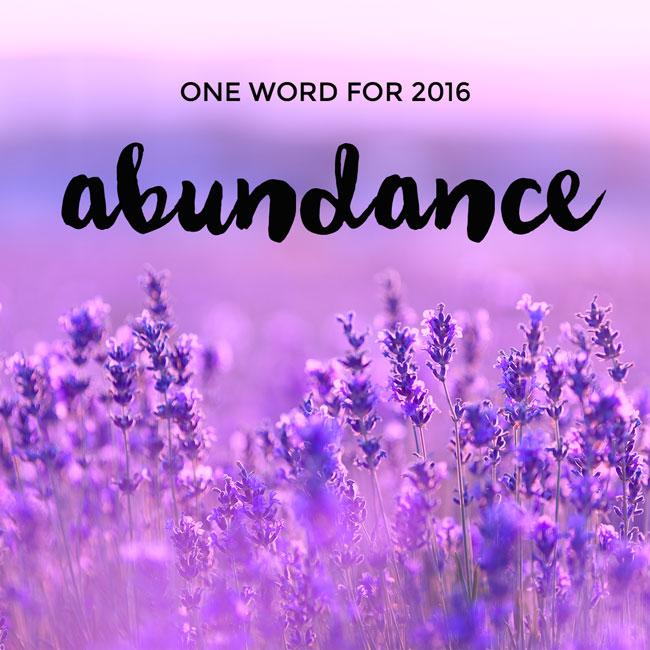 Abundance-Feat