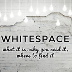 Whitespace – what it is, why you need it, where to find it