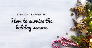 How to survive the holiday season