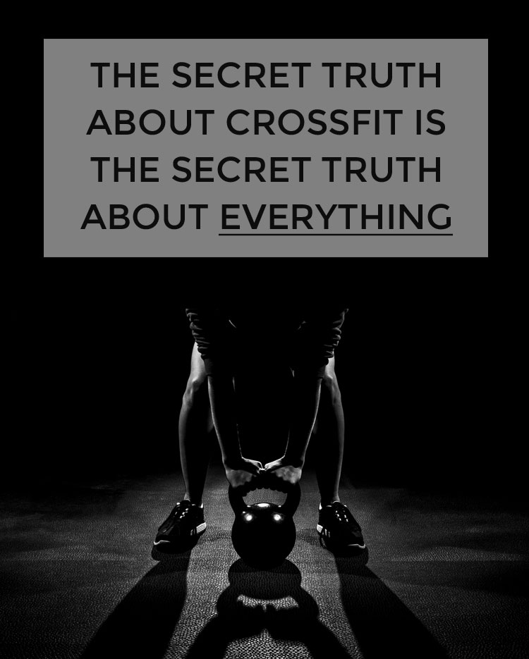 The secret truth about CrossFit